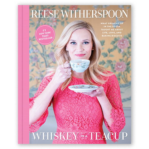 Reese Witherspoon--Whiskey in a Teacup